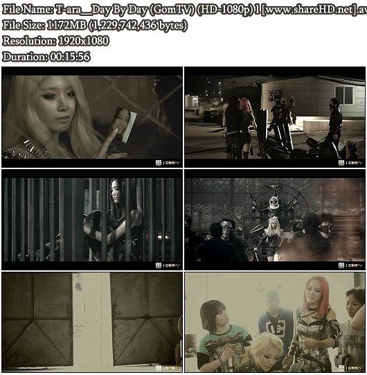 Download MV T-ara (티아라) - Day By Day (GomTV Full HD 1080p)