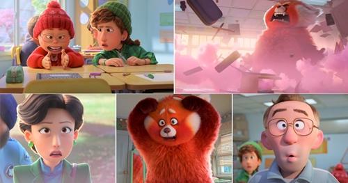 Assista ao trailer do novo filme da Pixar 'Red - Crescer é uma Fera'