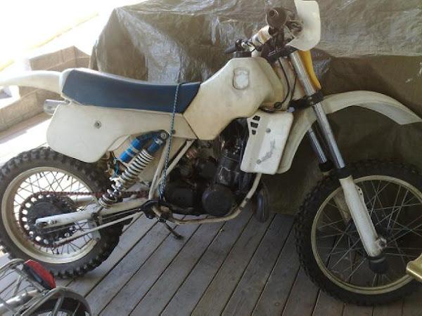 Husqvarna 250 CR 1984