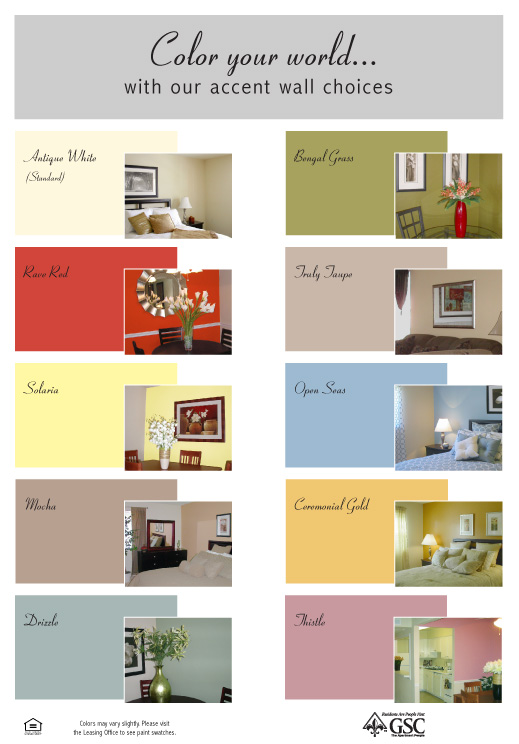 Accent Colors Captivating Of Most Popular Accent Wall Colors Picture