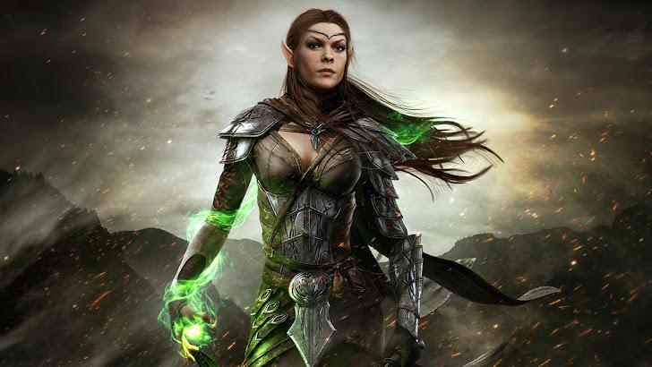 The Elder Scrolls Online Sorcerer 17