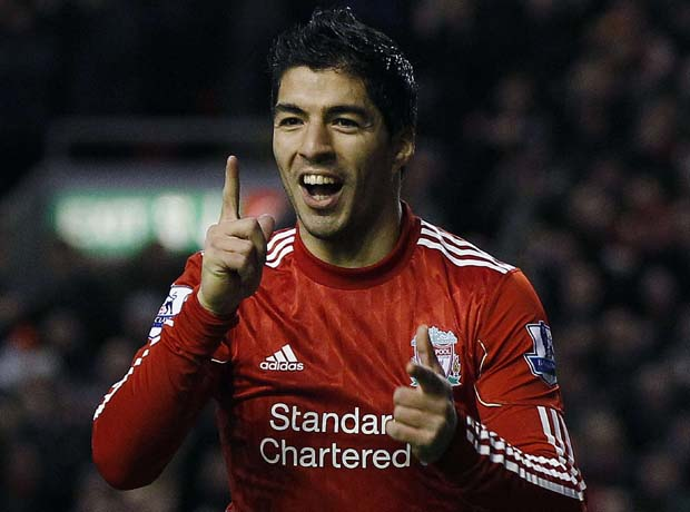Luis suarez liverpool 2012 wallpaper wallpapers photos images and profile - Suarez liverpool wallpaper ...