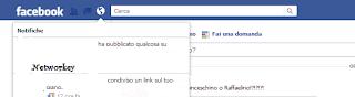 facebook modifiche