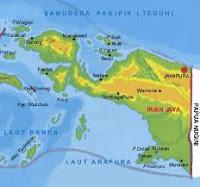 pulau yang begitu indah di tanah papua pesona alam papua sangat menarik untuk melihatnya seketika