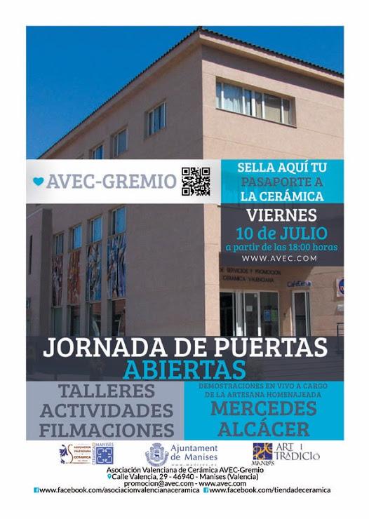 10.07.15 AVEC JORNADA DE PUERTAS ABIERTAS
