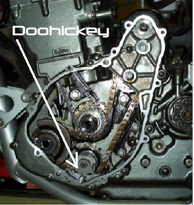 Kawasaki Doohickey Problem