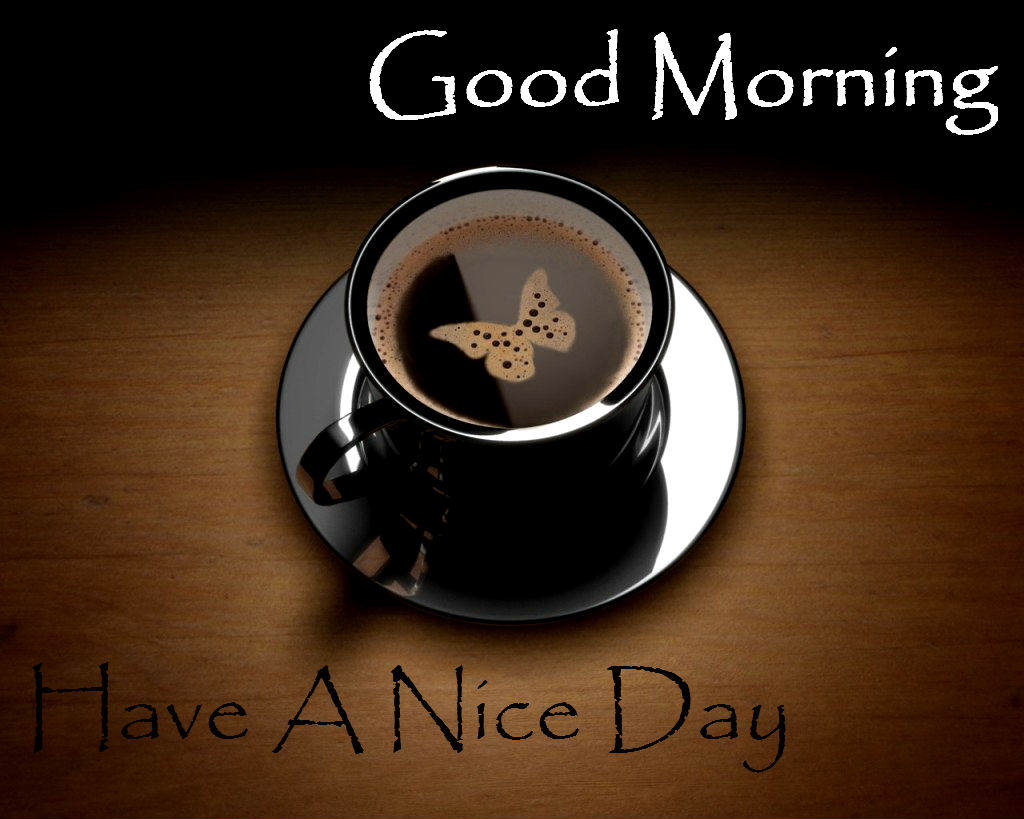 Good Morning Quotes Messages Wallpaper - Famous Articles