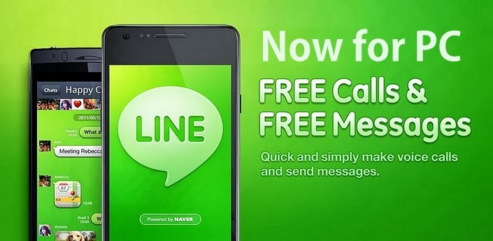 Image result for LINE for PC Free Download (Windows 7/8/XP Computer)