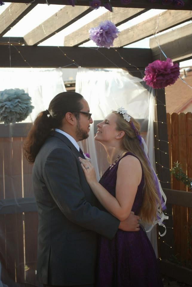 wedding smooches