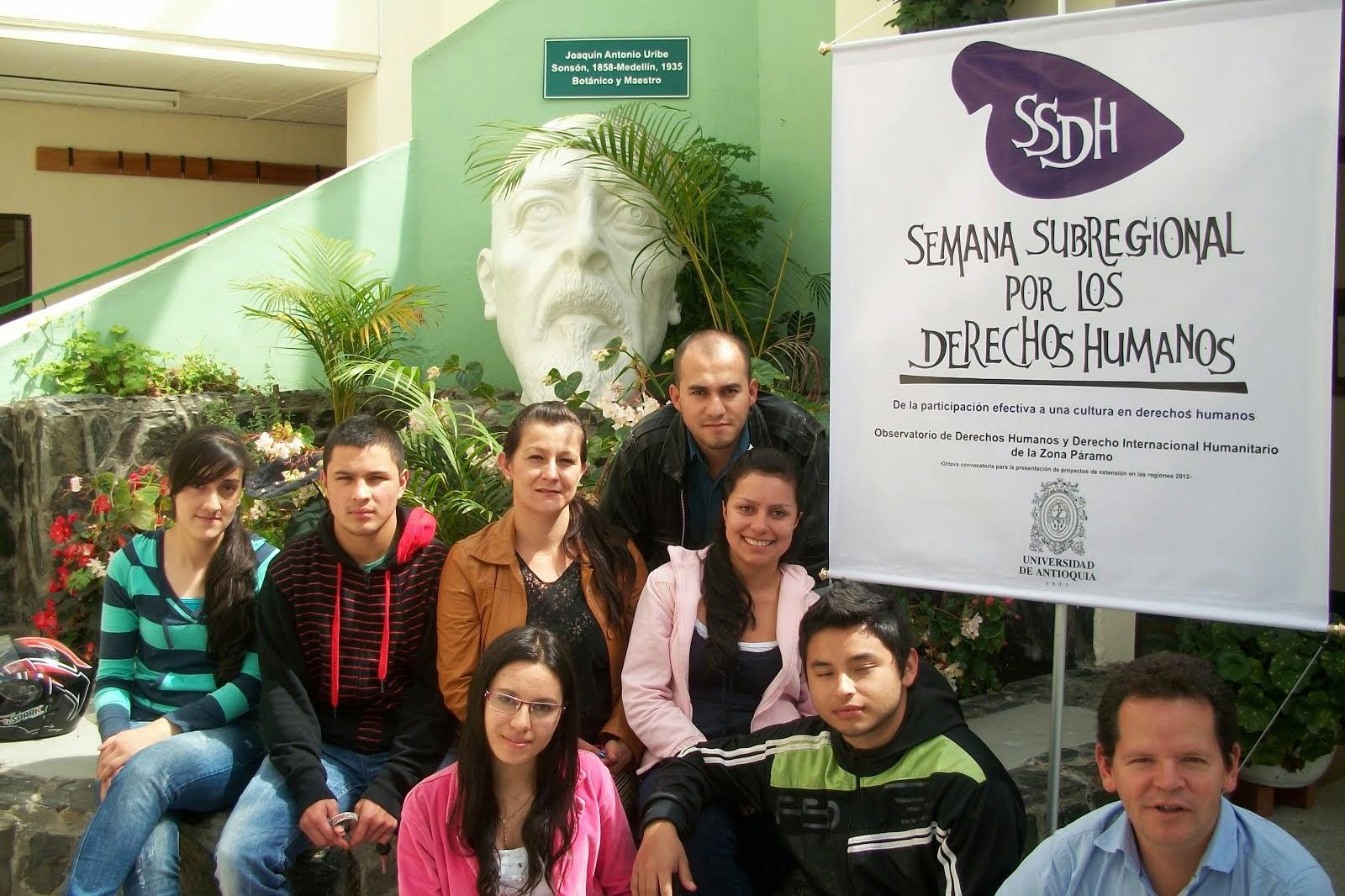OBSERVATORIO DDHH y DIH ZONA PÁRAMO