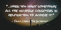 The Universe Conspires