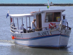Nossa embarcacao Planet I