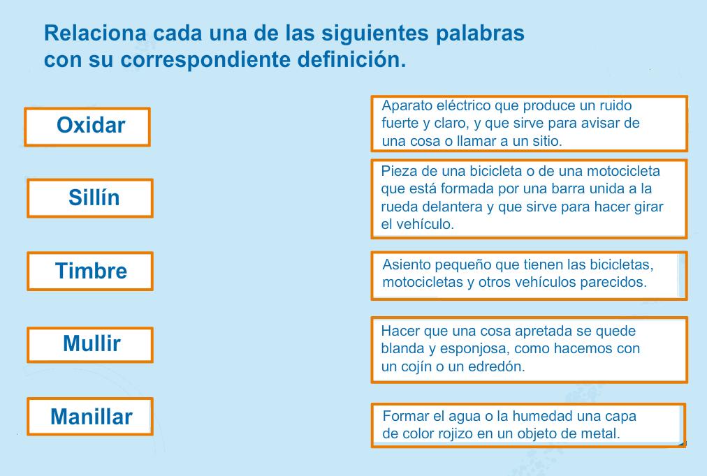 http://www.primerodecarlos.com/TERCERO_PRIMARIA/enero/Unidad_7/lengua/actividades/la_definicion/visor.swf