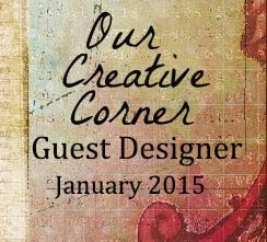 Guest Designer for Our Creative Corner