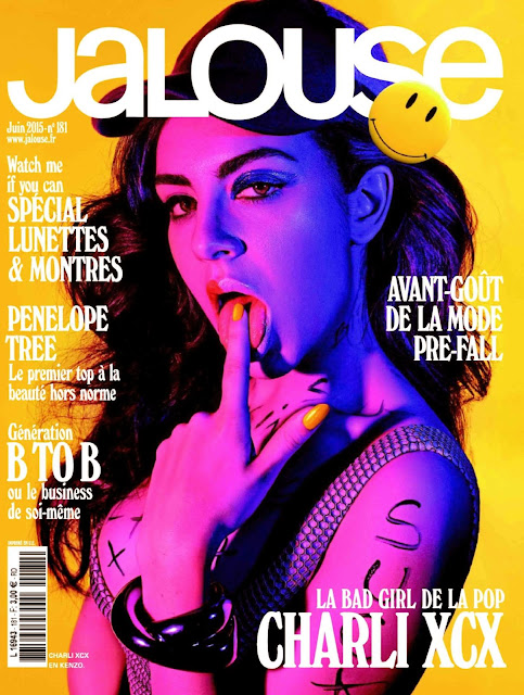 Singer-Songwriter @ Charli XCX – Jalouse Magazine, June 2015