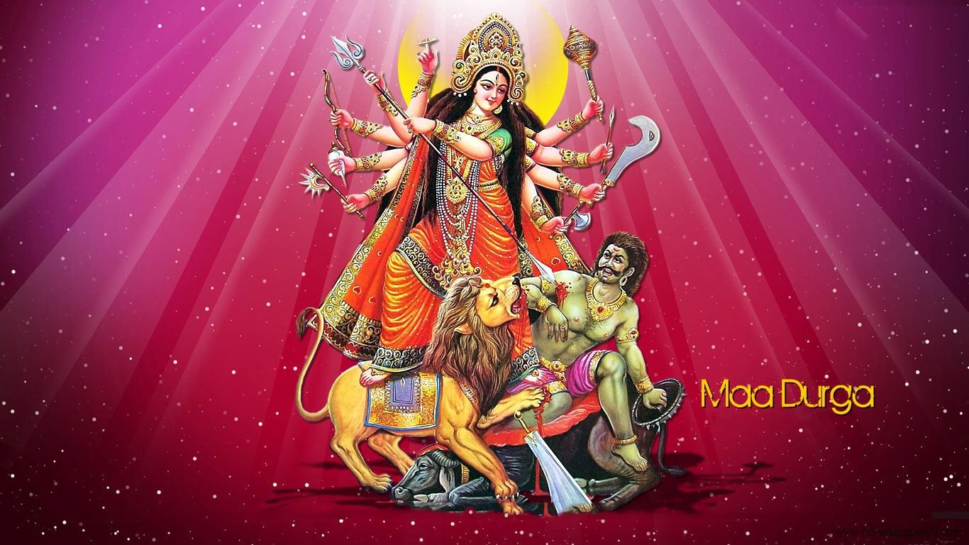 Godess Hd Wallpapers Durga Mata Hd Wallpapers Download