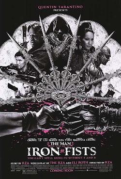 Người Đàn Ông Với Nắm Đấm Thép - The Man With The Iron Fists (2012) Poster