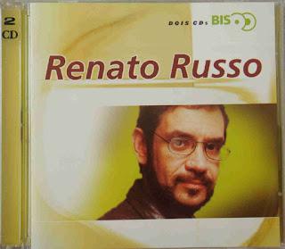 Renato Russo - Série Bis CD 2 Capa