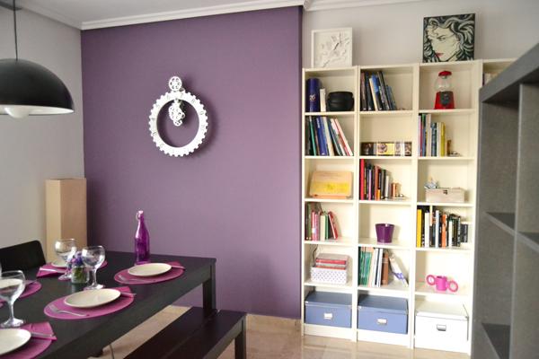 La chica de la casa de caramelo: decorando nuestra nueva casa
