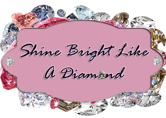 FREE HEADER : SHINE BRIGHT LIKE A DIAMOND