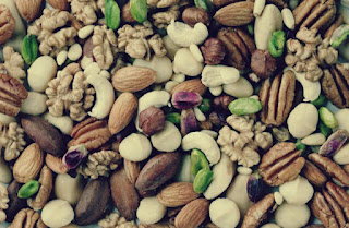 Kinds of healty nuts