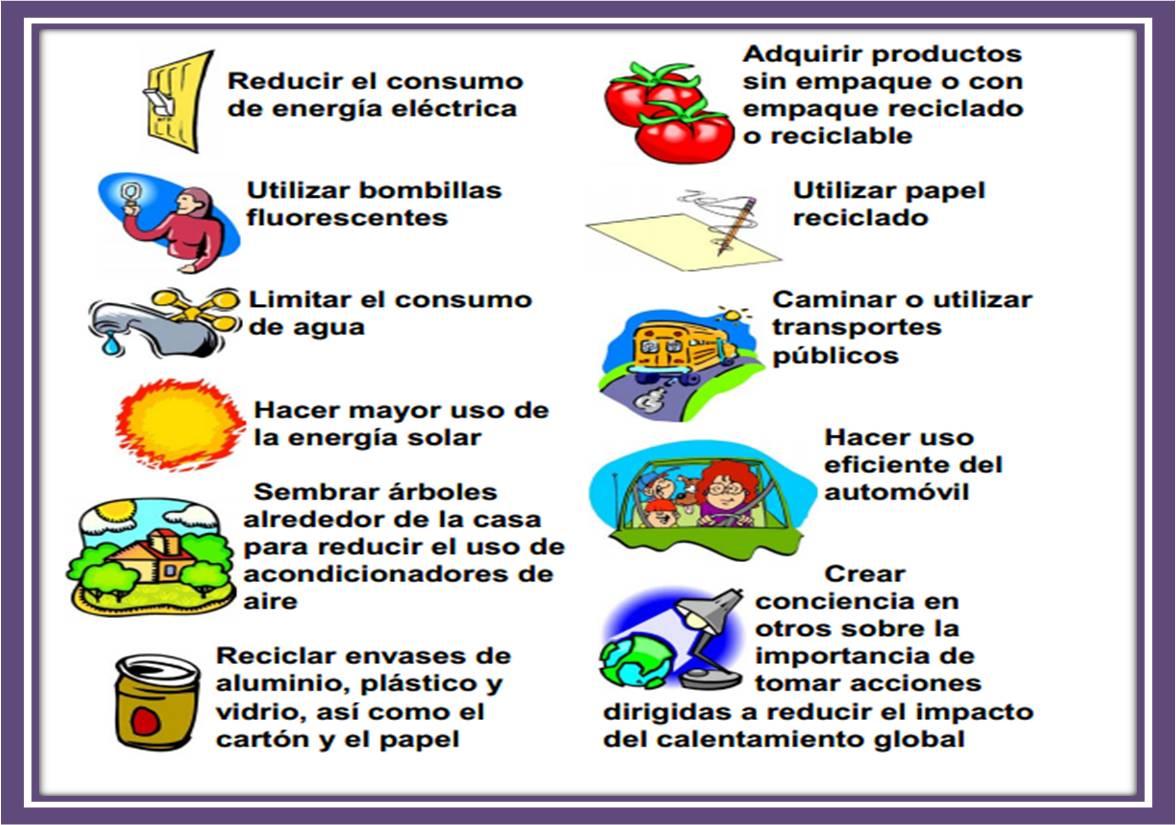 Teruelescala1 1 c mo podemos reducir el efecto invernadero en la vida cotidiana - Como llenar la casa de energia positiva ...