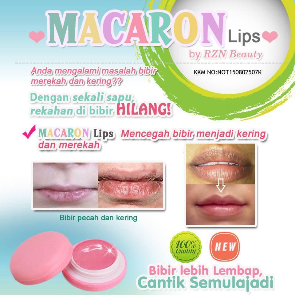 MACARON LIPS BY RZN