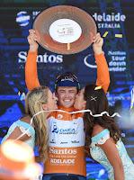 CICLISMO - Gerrans consigue alzar su cuarto Tour Down Under