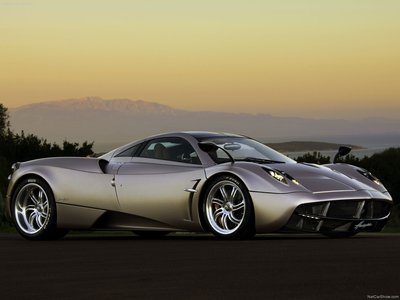 2011 Pagani Huayra Sport Cars Wallpaper