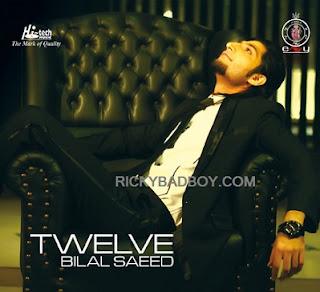 Adhi Adhi Raat Lyrics - Bilal Saeed