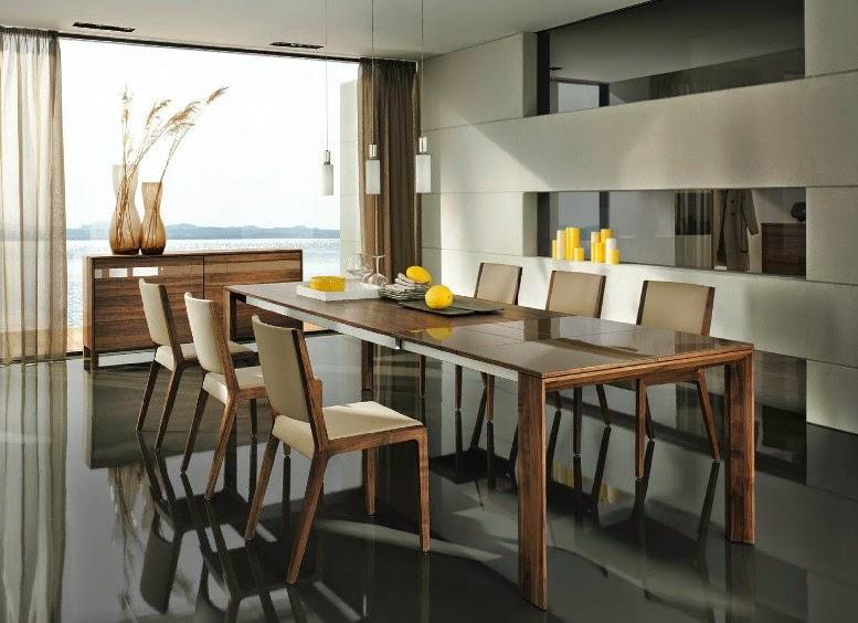 Thiết kế nội thất gỗ tự nhiên sang trọng theo phong cách Châu Âu