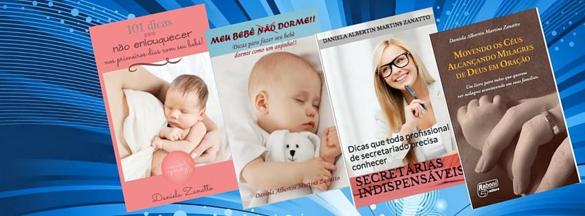 Quer conhecer os livros Mamãe Aprendiz?