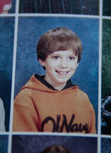 Adam Lanza, sixth grade.