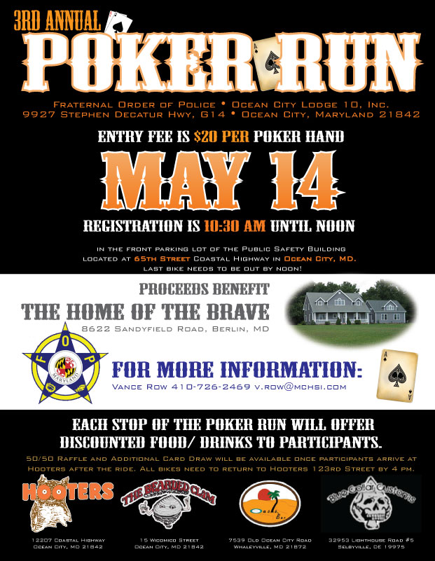 Salisbury News 2011 Fop Poker Run 51411. Uncle Sam I Want You Poster. Warrior Cat Oc Template. Individual Learning Plan Template. Portadas De Libros. Graduation Thank You Notes. Free Business Proposal Template. Sales Agreement Template Word. Florida Living Will Template