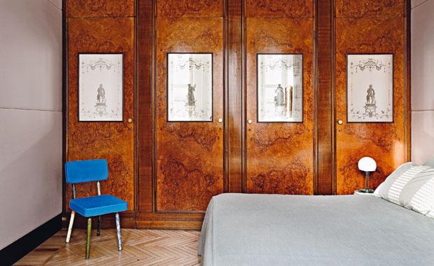 Camera Da Letto Anni 40: Camera da letto stile barocco piemontese anni ...