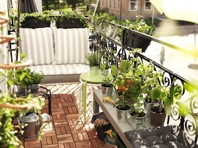 IKEA BALCONY IDEAS