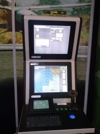 Combat Management System (CMS)  Untuk Kapal Perang karya LEN