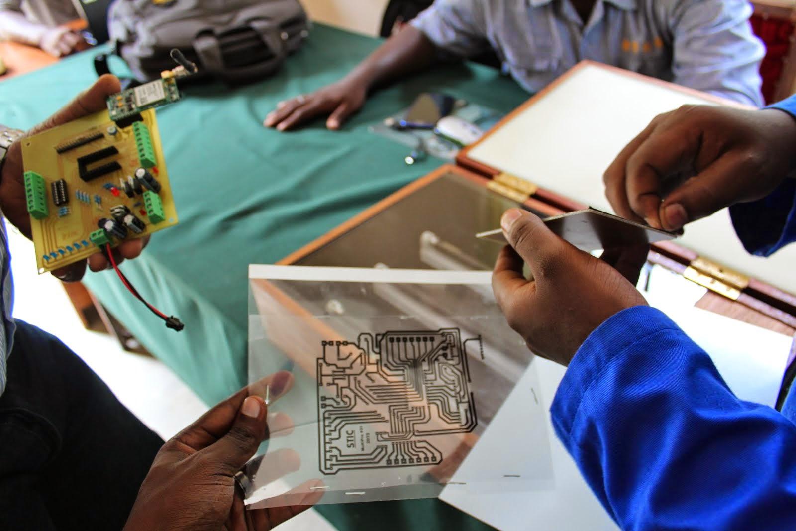 Circuit Printing Device