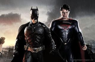 batman v superman poster by macemewallpaper.blogspot.com