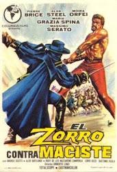 ZORRO CONTRA MACISTE - 1963