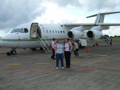 JET Bae 146-200 de TransNusa , Isla de Flores, Isla de Bali, vuelta al mundo, round the world, La vuelta al mundo de Asun y Ricardo