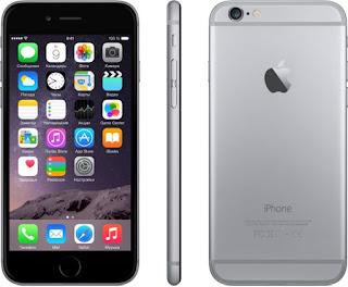 Apple iPhone 6 бесспорный флагман 2014/2015 сертифицирован по ЕАС