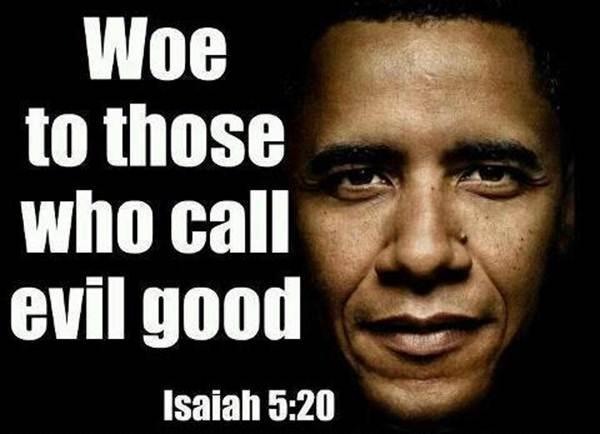 obama is evil