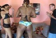 Amadoras brasileiras enlouquecendo os gringos