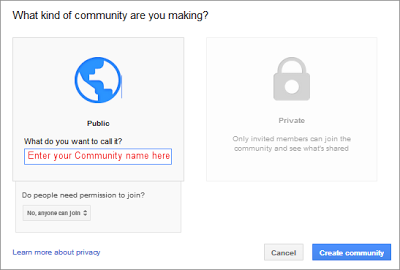 how to make new group on hangouts