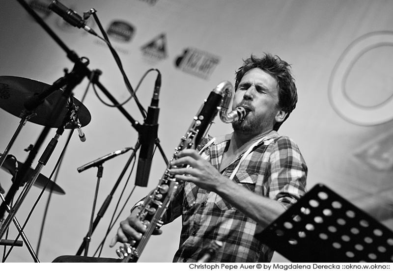 Manu Delago & The Wokheads :: Christoph Pepe Auer :: 17th International Jazz at The Old Town Square Festival :: 2011