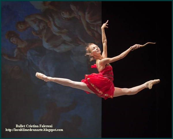 Anastasia Stashkevich. Bolshoi Ballet