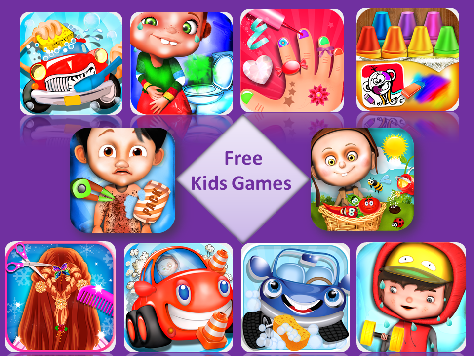 free android kids game
