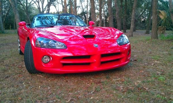 2003 Dodge Viper For Sale $41,000