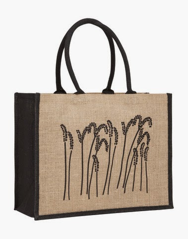 Cornfield Print from Planet Eco Bags